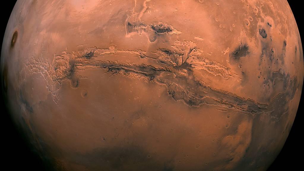 «Perseverance»-Rover der Nasa soll am 17. Juli zum Mars starten