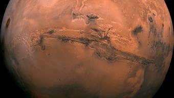 Die US-Raumfahrtbehörde Nasa startet eine weitere Mars-Mission. (Archivbild)
