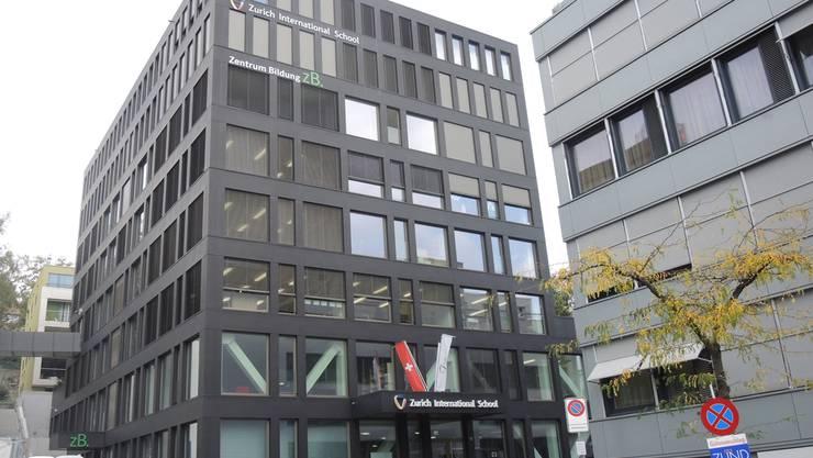 Ende Schuljahr zieht die Zurich International School aus Baden weg .
