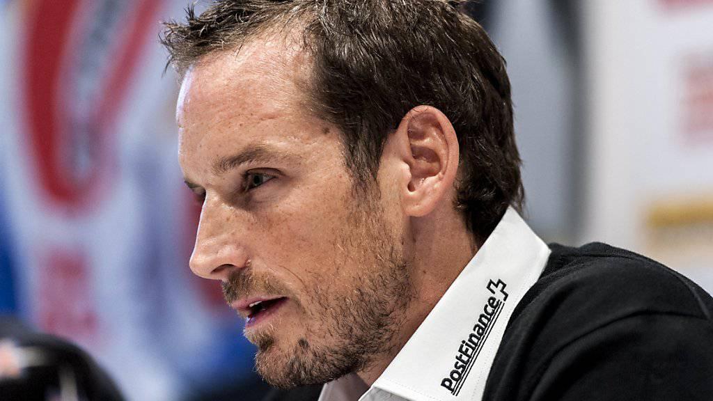 Mit Patrick Fischer beginnt an diesem Wochenende eine neue Ära in der Schweizer Nationalmannschaft