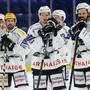 Eishockey, Swiss League: EHC Kloten - EHC Olten (7.10.20)