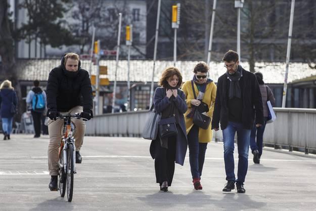 Solothurner Filmtage: Unterwegs mit Fernand Melgar, Partnerin Joelle Bertossa und Mediensprecherin Ursula Pfander vom Hotel zum Landhaus