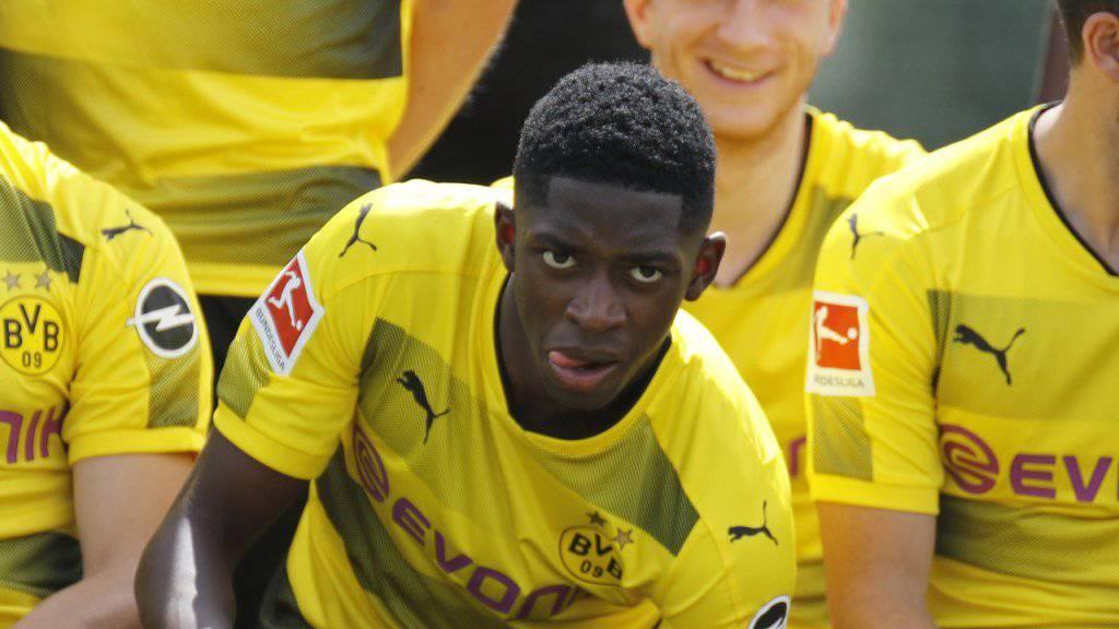 Ousmane Dembélé bleibt in Dortmund suspendiert