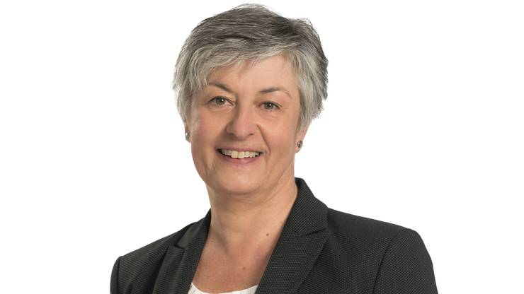 Susanne Heuberger (SVP)