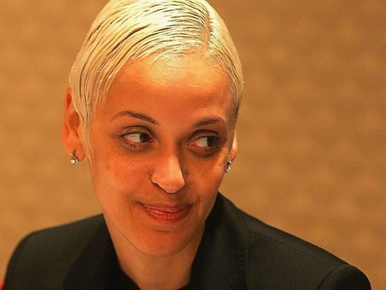 Mariza (46) ist in Mozambique geboren, sang zuerst Brasilianisches und Jazz, bevor sie in Portugal den Fado für sich entdeckte.