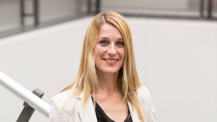 Claudia Hug Rektorin