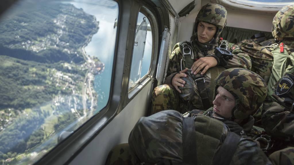 Schweizer Eliteeinheit auf heikler Mission