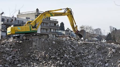 Kanton Schwyz setzt bei Bauabfällen den Hebel an