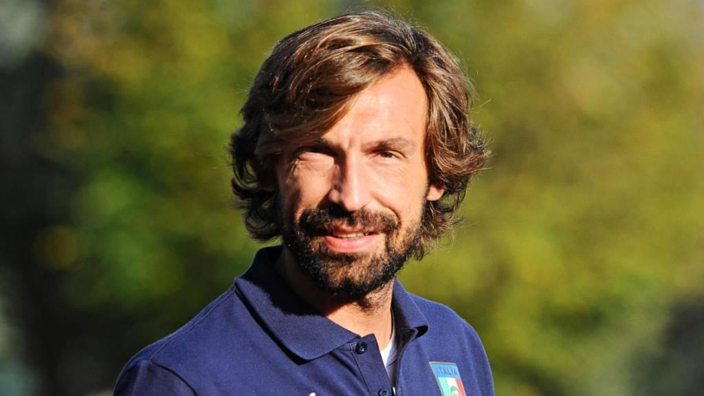 Andrea Pirlo lässt sich bei Juventus Turin auf ein interessantes Abenteuer ein