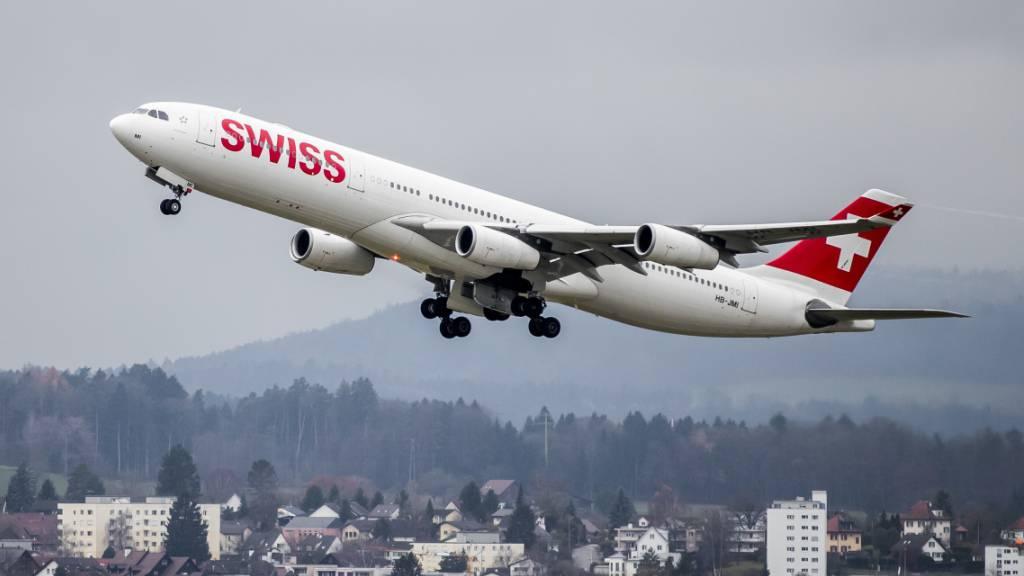 Swiss nimmt im Winter 85% der ursprünglichen Ziele ins Programm