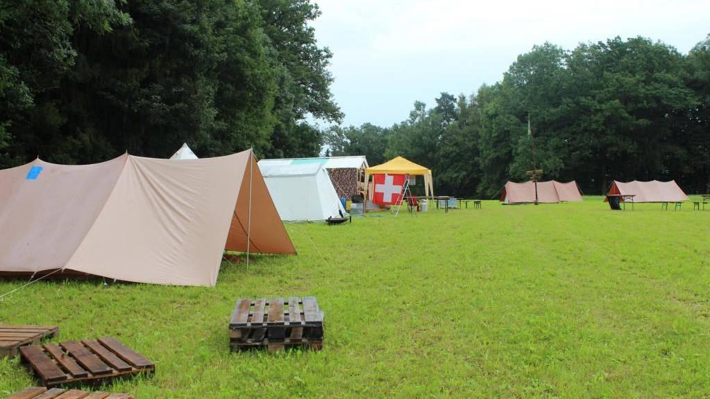 Ein Jubla Lager mussten wegen Corona Ansteckungen abgebrochen werden.