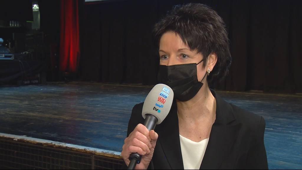 Sandra Kolly: «Wir machen keine Partei-Politik – wir bringen Lösungen»