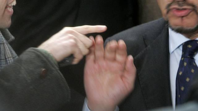 Vorsicht bei verbalen Auseinandersetzungen (Symbolbild)