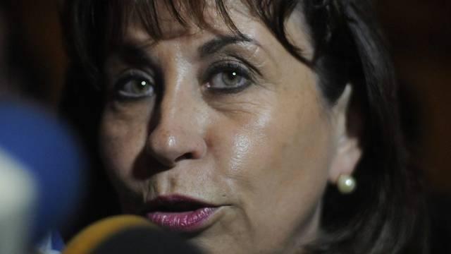 Ex-First-Lady Sandra Torres (Archiv)