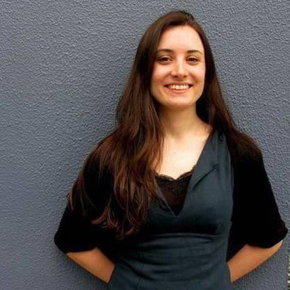 Alicia Giraudel, Juristin Amnesty.