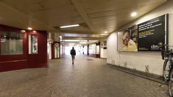 Gibts Licht am Ende des Winkeltunnels? Stadtpräsident Martin Wey will die Winkelfrage breit abgestützt beantwortet sehen.