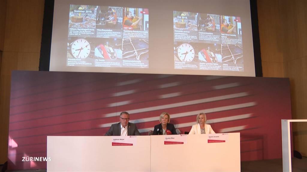 SBB: Kandidaten-Karussell um Meyer-Nachfolge
