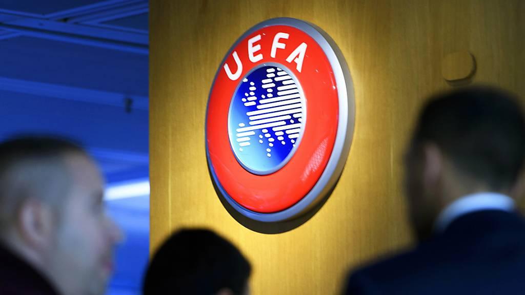 In der Uefa rauchen die Köpfe.