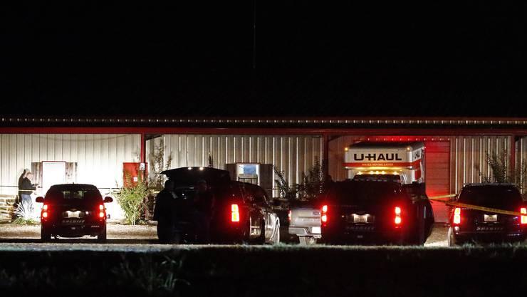 An einer Homecoming-Party in Texas sind Schüsse gefallen.