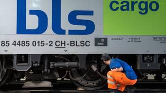 Bezog missbräuchlich Subventionen im öffentlichen Verkehr: Die bernische BLS mit ihrer Tochter Busland.