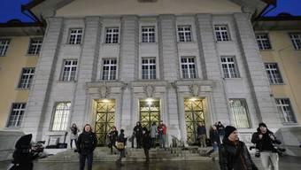 An den Bezirksgerichten (Zürich im Bild) sollen keine Laienrichter mehr arbeiten, findet die GLP