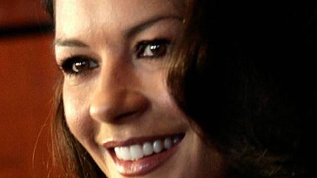 Freut sich auf die Bühne: Schauspielerin Catherine Zeta-Jones (Archiv)