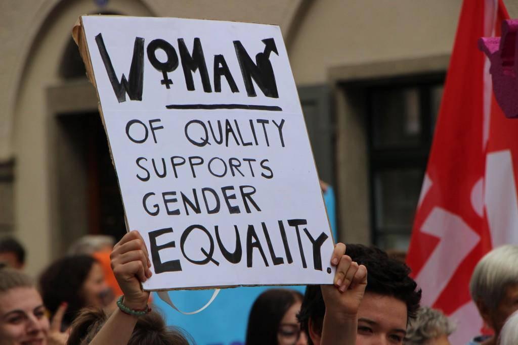 Nach der Demonstration finden Feiern in der Grabehalle und im Exrex statt. In letzterer Location sind nur Frauen zugelassen. (© mas)