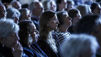 viel weibliches Publikum, aber auch mehr Autorinnen als Autoren an den kommenden 41. Solothurner Literaturtagen