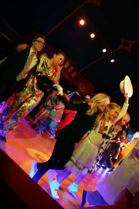 Ein buntes Programm zeigt der Zirkus Biber in Arni