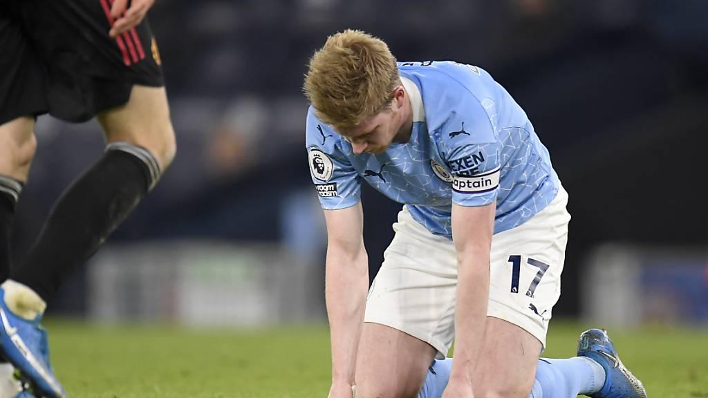 Serie von Manchester City reisst, jene von Liverpool nicht