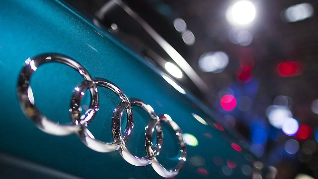 In der Abgas-Affäre kommt offenbar auch Audi stärker unter Druck. (Symbolbild)