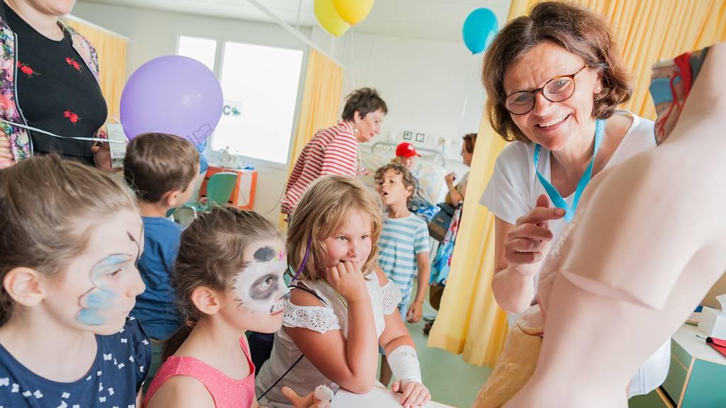 Kispi-Kinderfest – bunt und fröhlich
