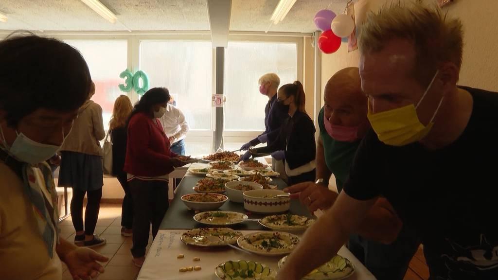 30 Jahre Chrischtehüsli: Hoteliers spendieren Festmahl für Randständige