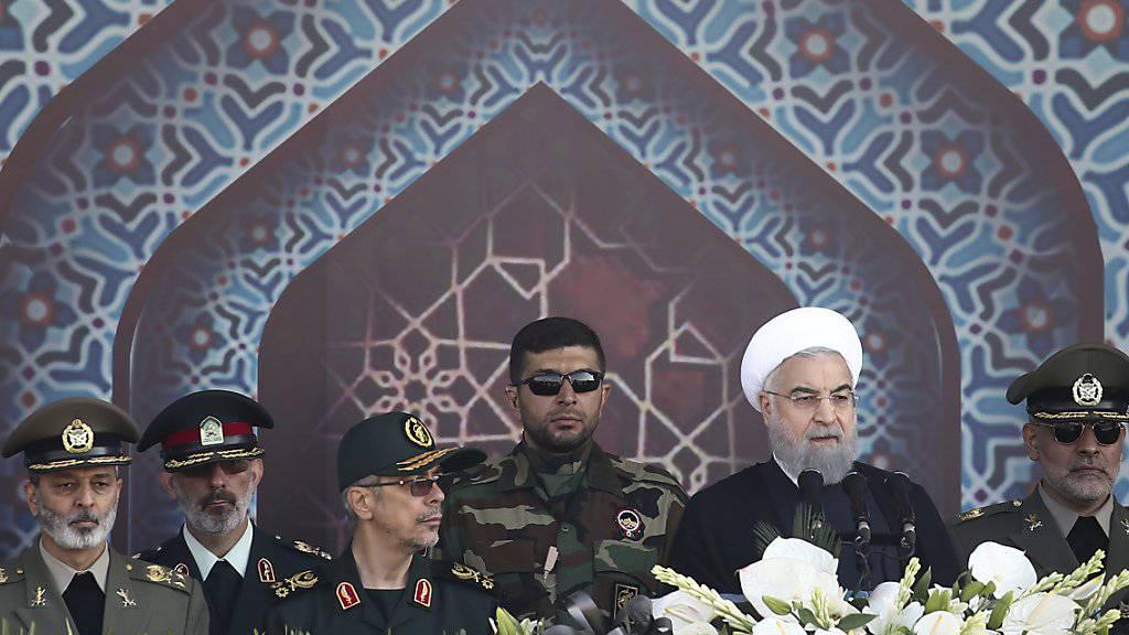 Iran lässt Times-Journalist nicht arbeiten