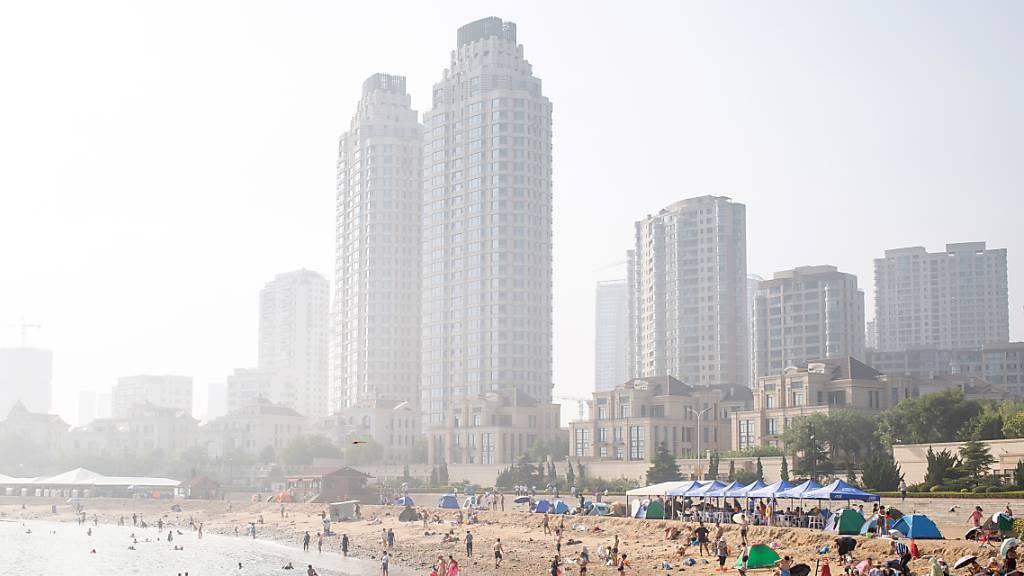 Nach neuem Virus-Ausbruch in China: Hunderte Flüge gestrichen