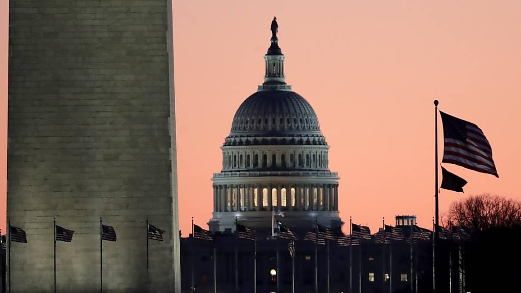 Der Senat erinnert Trump daran, dass der Präsident den Kongress konsultieren muss, bevor er US-Streitkräfte in Kampfhandlungen schickt. (Symbolbild)