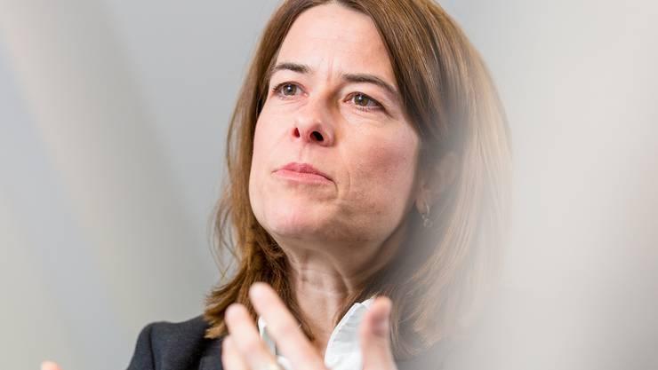 FDP-Chefin zum Ergebnis des Wahlbarometers: «Unsere Wähler stehen hinter dieser Politik.»