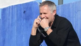 Mehr als 2000 Spiele gesehen: FCB-Chefscout Ruedi Zbinden hat das richtige Gespür und kennt die Bedürfnisse des Vereins. Freshfocus