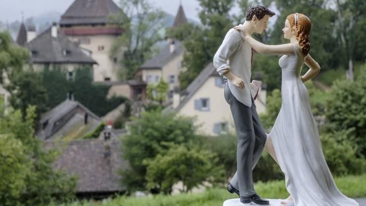 Eine standesamtliche Heirat auf Schloss Wildenstein – das war und bleibt für ein schweizerisch-brasilianisches Paar ein Traum.