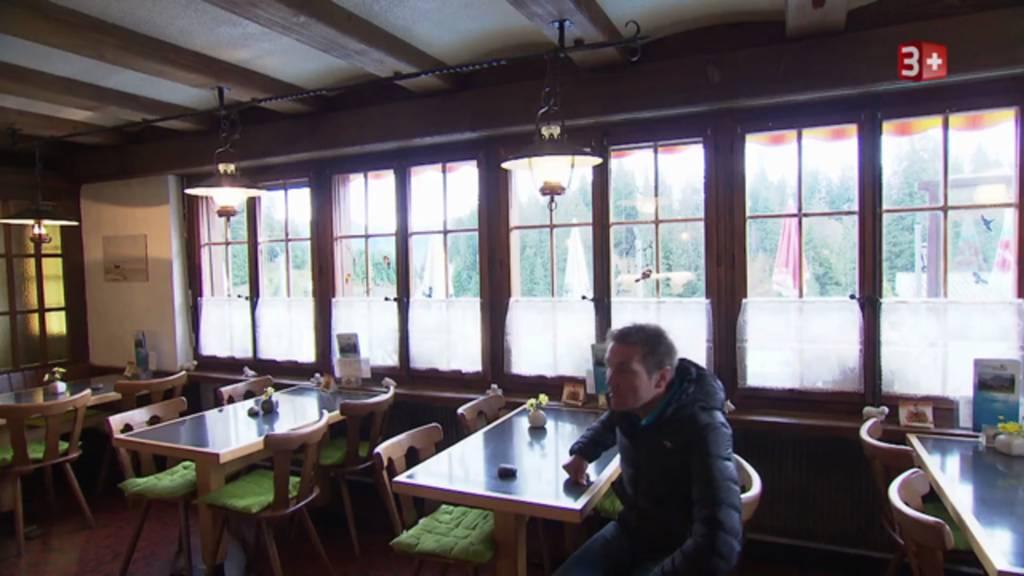 Bumann, der Restauranttester Restaurant Taverne Jaunpass