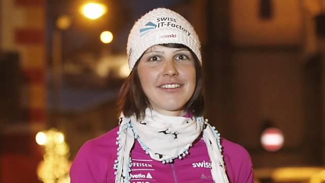 Bettina Gruber, die Teamkollegin von Laurien van der Graaff.