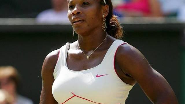Serena Williams möchte so bald wie möglich zurück auf den Tenniscourt
