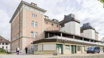 So sieht das Kasernenareal in Aarau aus.