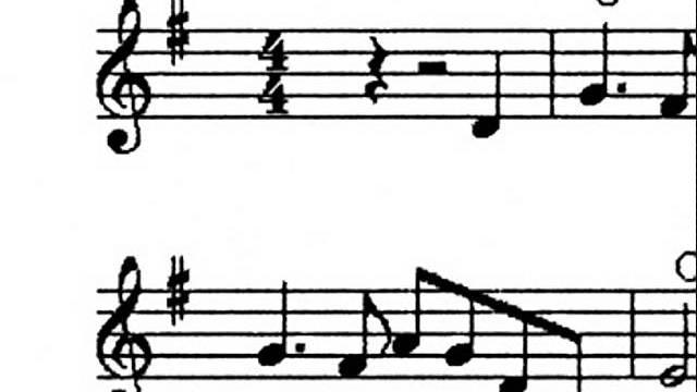 Auch Melodien können Marken sein