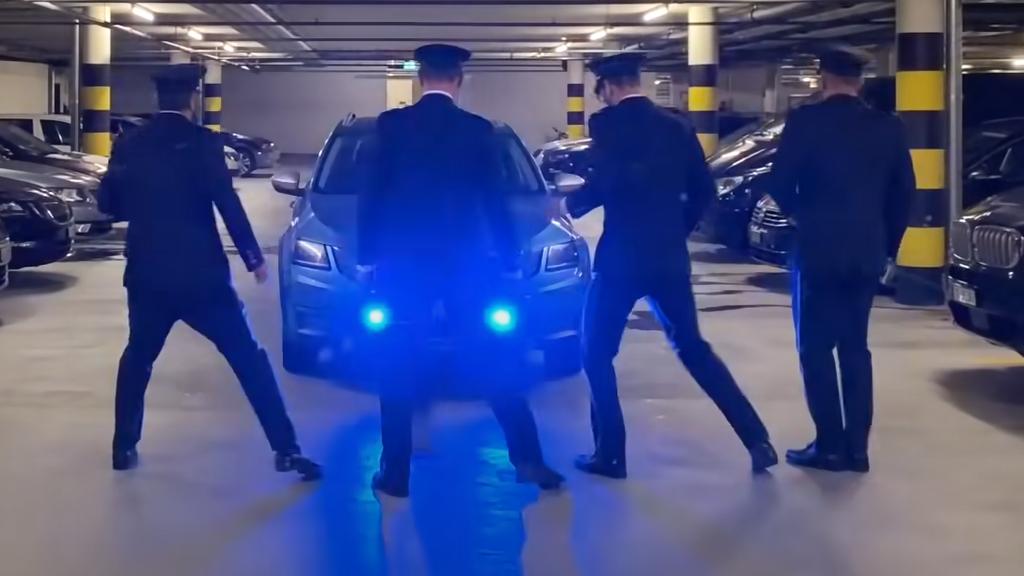 Zuger Polizei zum viralen Video: «Es freut uns unglaublich»