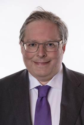 Martin Fricker, SVP, fordert die Reduktion vom Gemeinde- und Einwohnerrat.