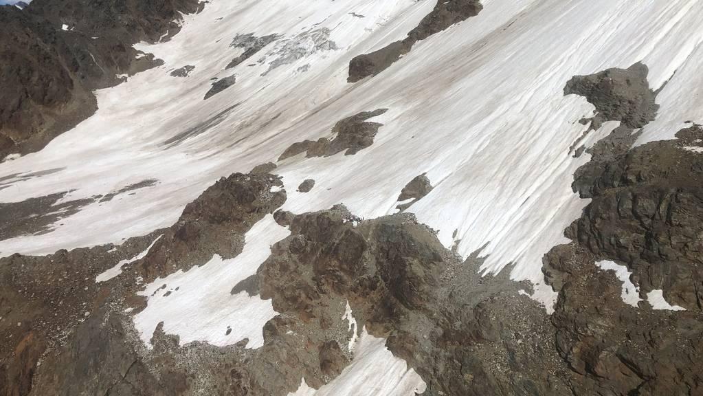 Am Samstag 25. Juli 2020, stürzte in der Region Gletscherspitze in der Walliser Gemeinde Blatten ein Kleinflugzeug ab.