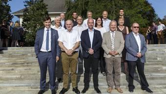 Der Grenchner Gemeinderat wurde am Dienstag vereidigt