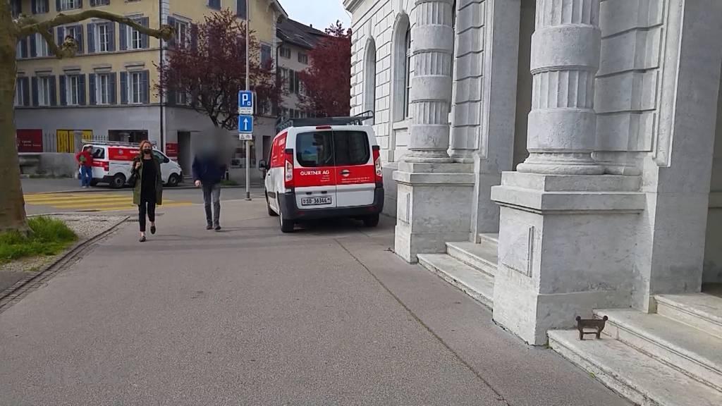 Angeklagter verweigert Aussage: 34-Jähriger soll sein Baby in Breitenbach (SO) getötet haben