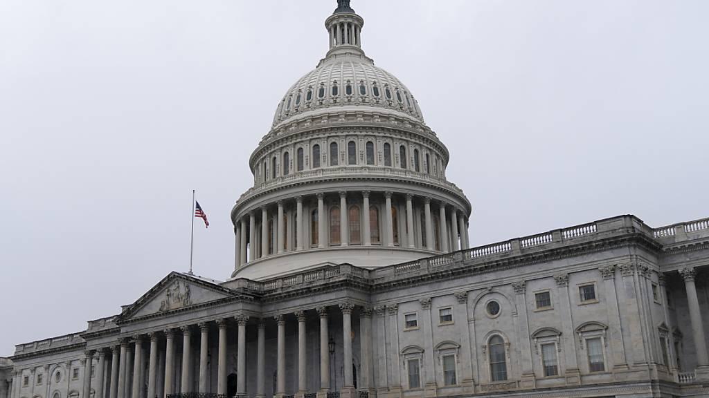 Neuer Kongress tritt nach Wahl erstmals zusammen